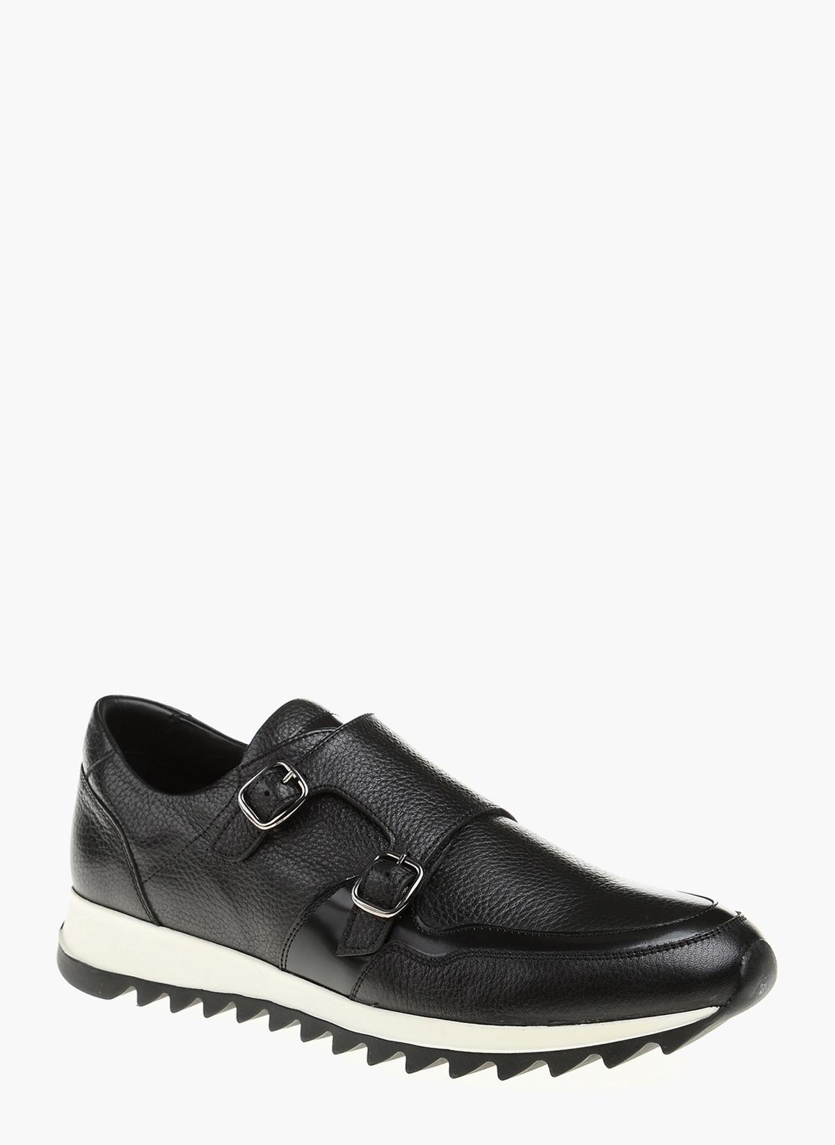 Divarese %100 Deri Çift Tokalı Ayakkabı 5021341 E Ayakkabı – 469.0 TL